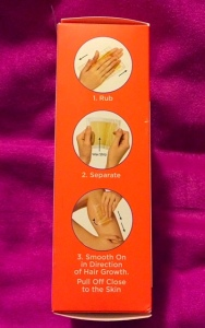 Shyne&Inspire Sally Hansen Review Side