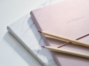 Keep A Journal from Five Tools for Starting a Fit Lifestyle by ShyneandInspire.com