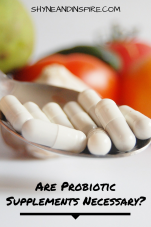 Are Probiotic Supplements Necessary for Pinterestvia Shyne and Inspire
